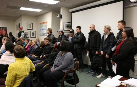 Students support student wage increase initiative