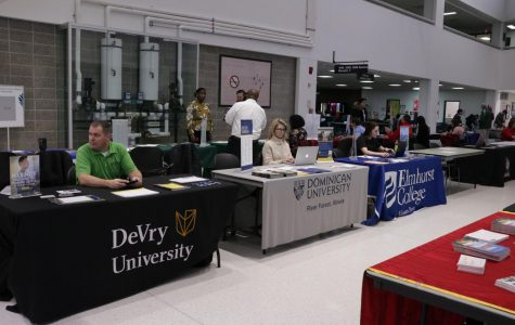 College Fair showcases opportunities