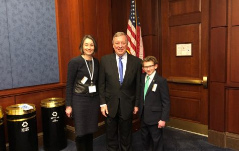 Student Trustee Timperley represents student body at ACCT conference in U.S. Capitol