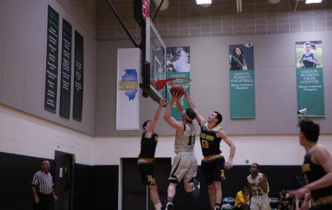 Irving and Jones lead Oakton Owls in close victory against Black Hawk College-Moline