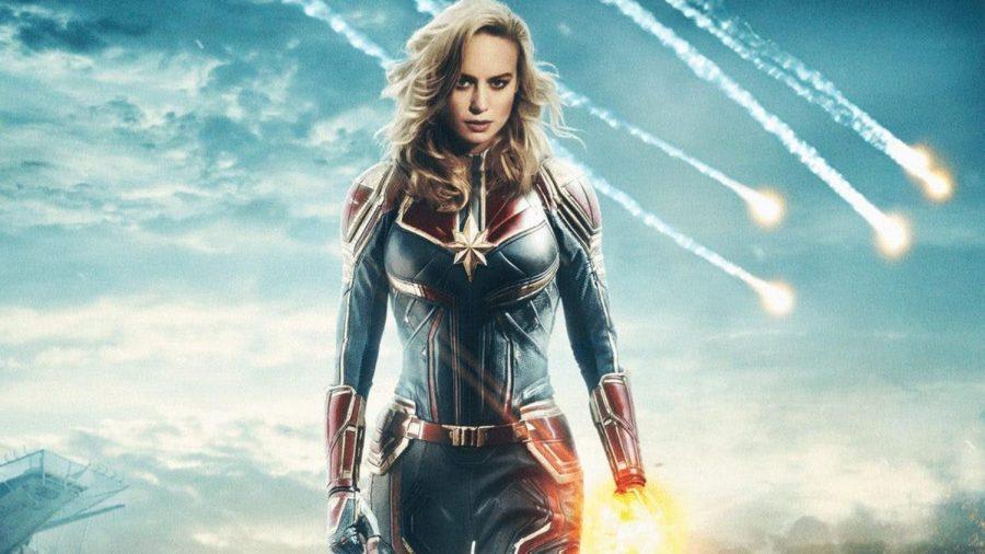 Captain Marvel rates SUPER!