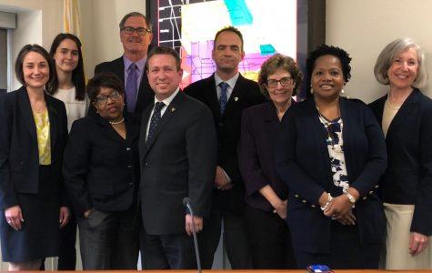 Oakton board elects new leadership, seats new student trustee