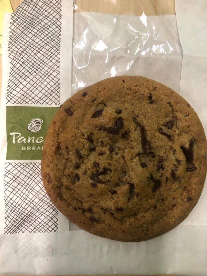 Team puts fast food cookies to taste test