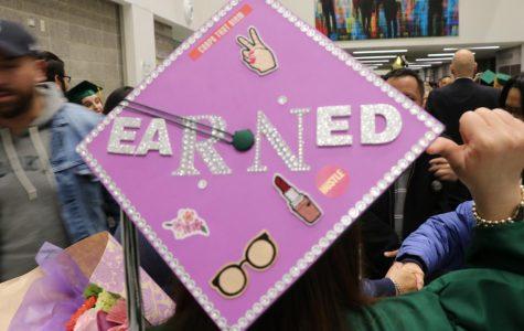 Oakton's 2019 graduating class: ending and beginning.