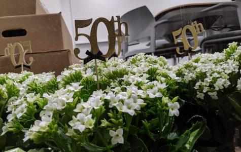 Oakton's 50th anniversary kicks off
