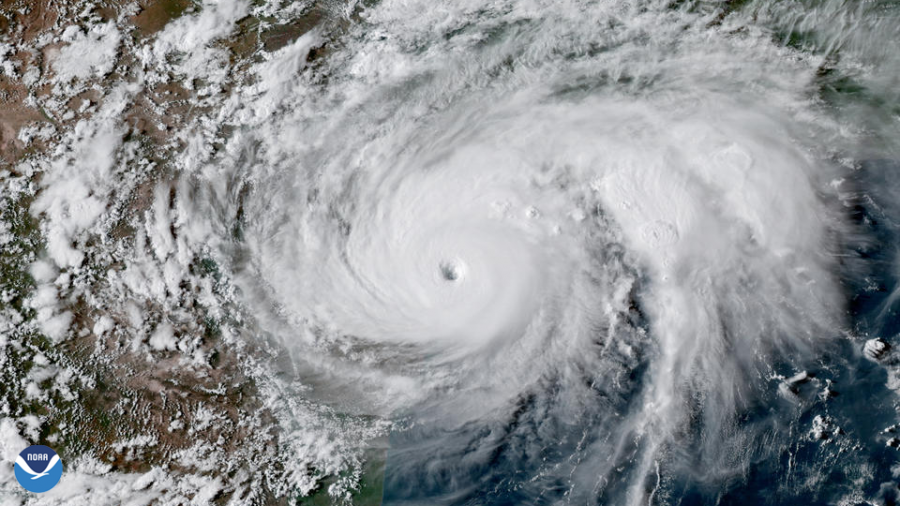 2020 Hurricane season runs into Greek letters