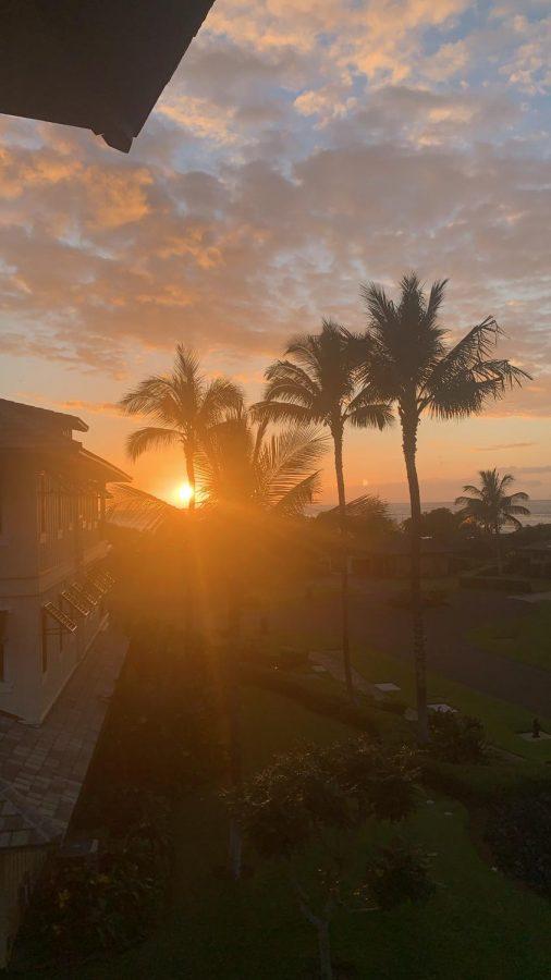 Sunset+in+Hawaii+