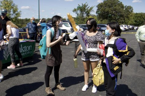 Fall Fest welcomes students to clubs and activities